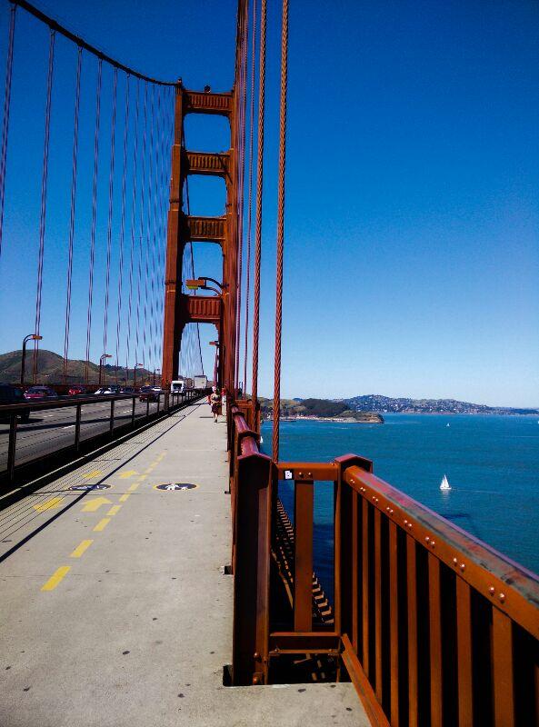 Golden Gate Bridge: Die Schönheit liegt im Detail